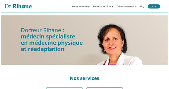 Dr Rihane